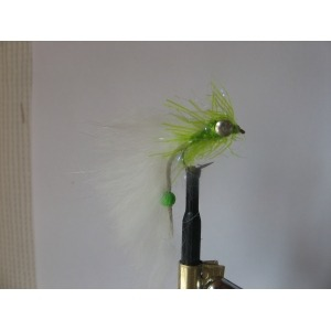 Bunny Leech UV Green/White Size 10 W/G