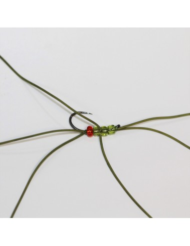 Northern Olive Bloodworm Barbless