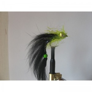 Bunny Leech UV Green/Black Size 10 W/G