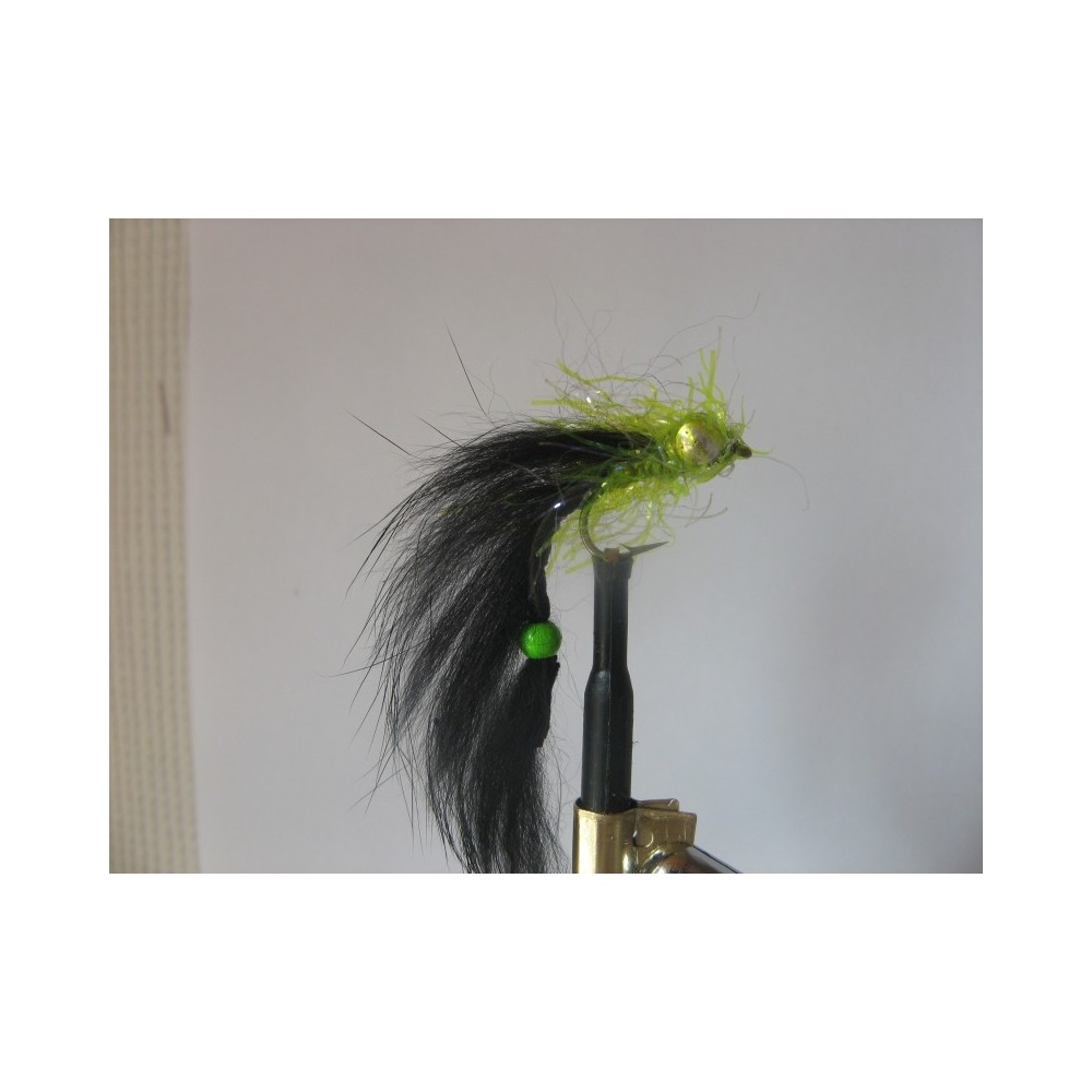 Bunny Leech UV Green/Black Size 10 W/G