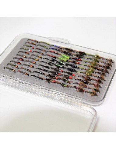 Epoxy Buzzer and Nymph Selection with...