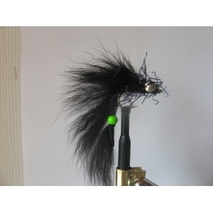 Bunny Leech Black Size 10 W/G