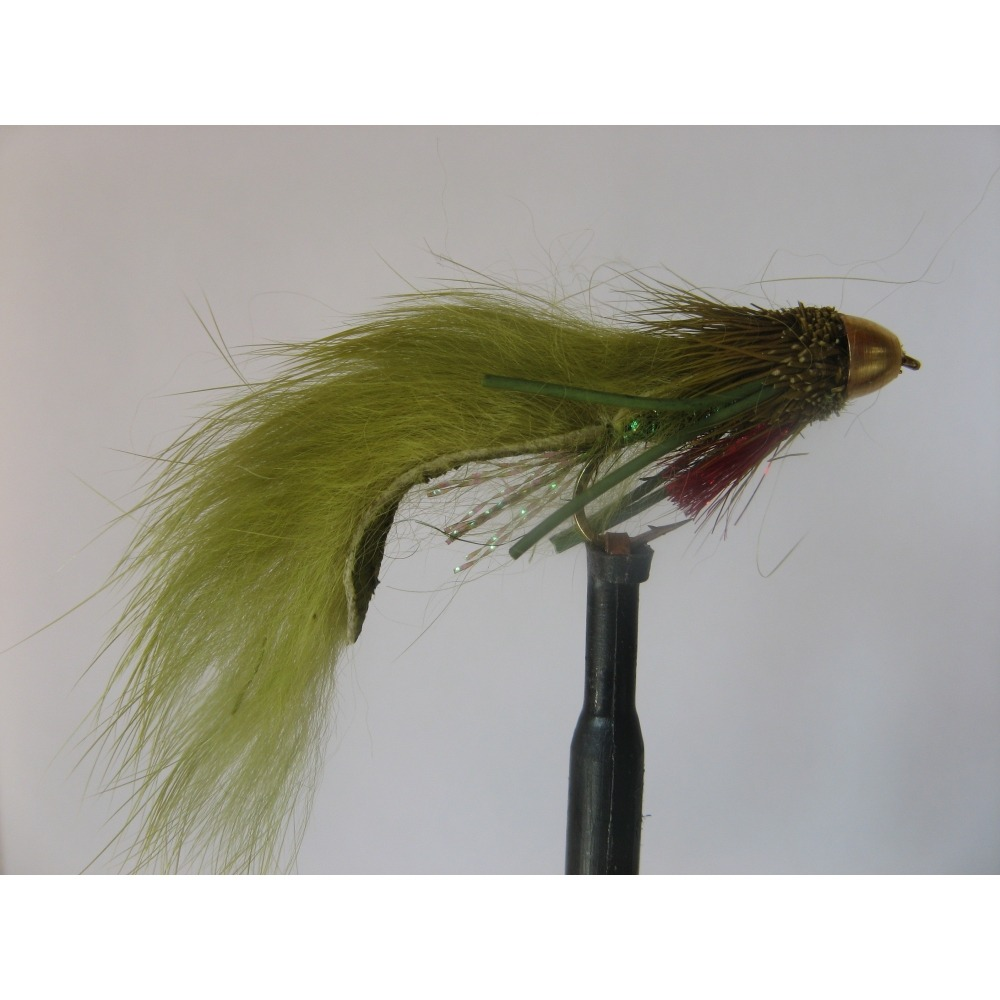 Zonker Conehead Olive Size 10
