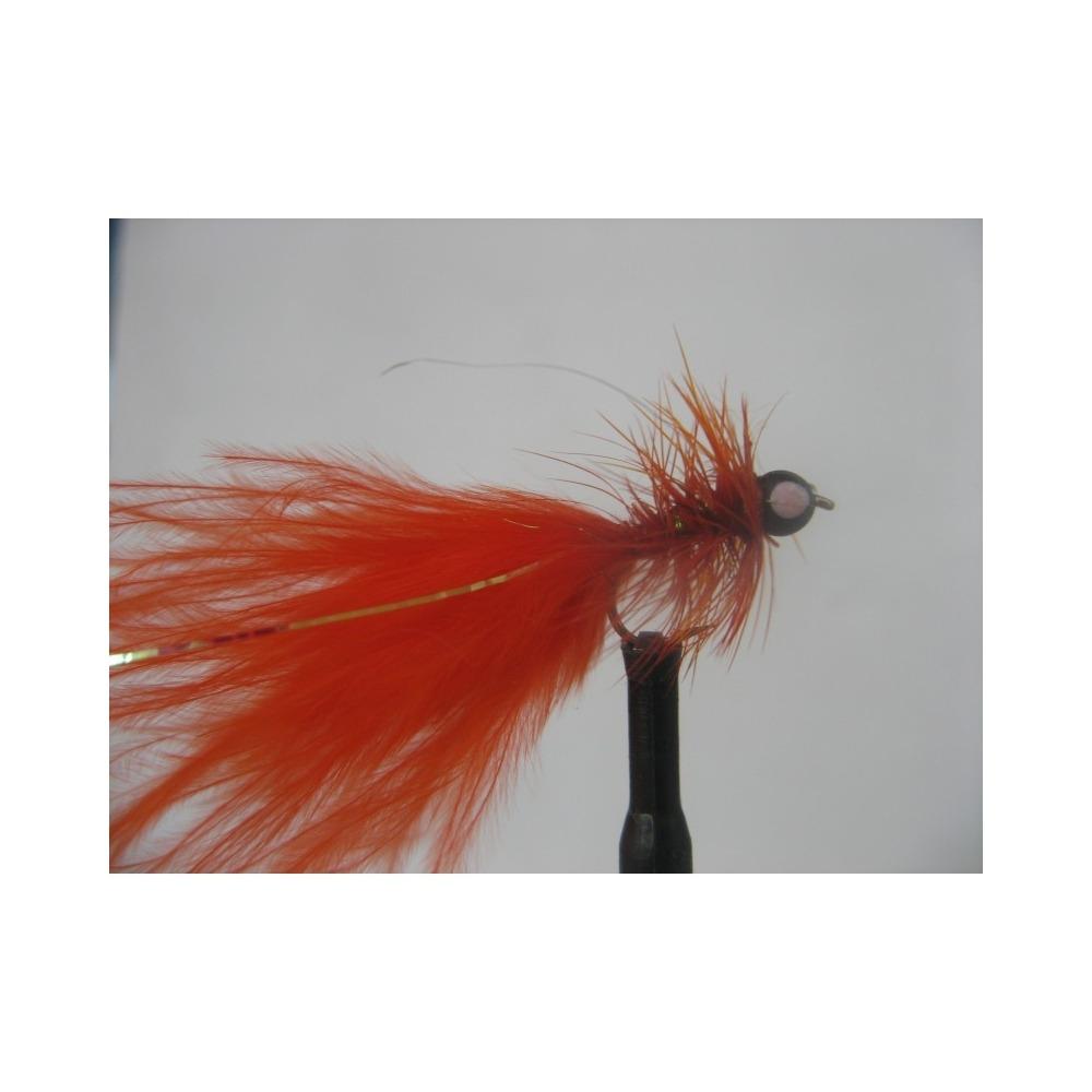 Hottie Orange Size 10