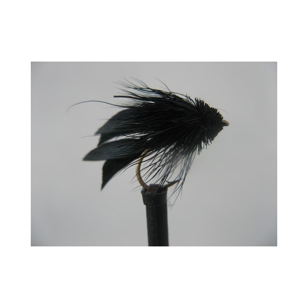 Muddler Black Size 10