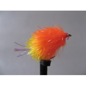 NEW T15 JELLY APPLE INTENSE  BLOBS SIZE 10  TROUT FLIES// LURES,,