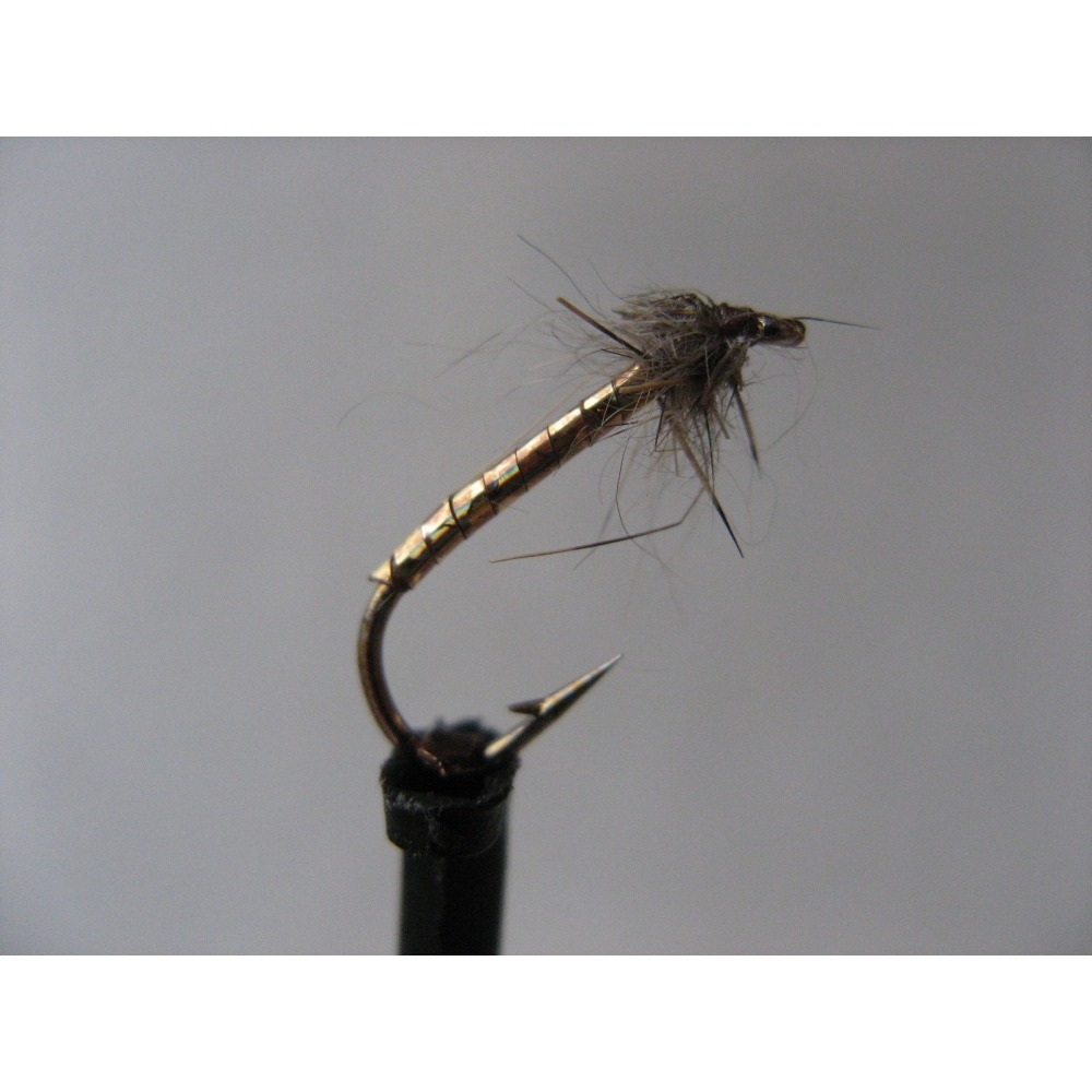 Holo Gold Hares Ear Size 10