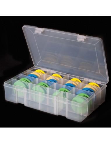 Leeda Rig Winders Box Includes 24...