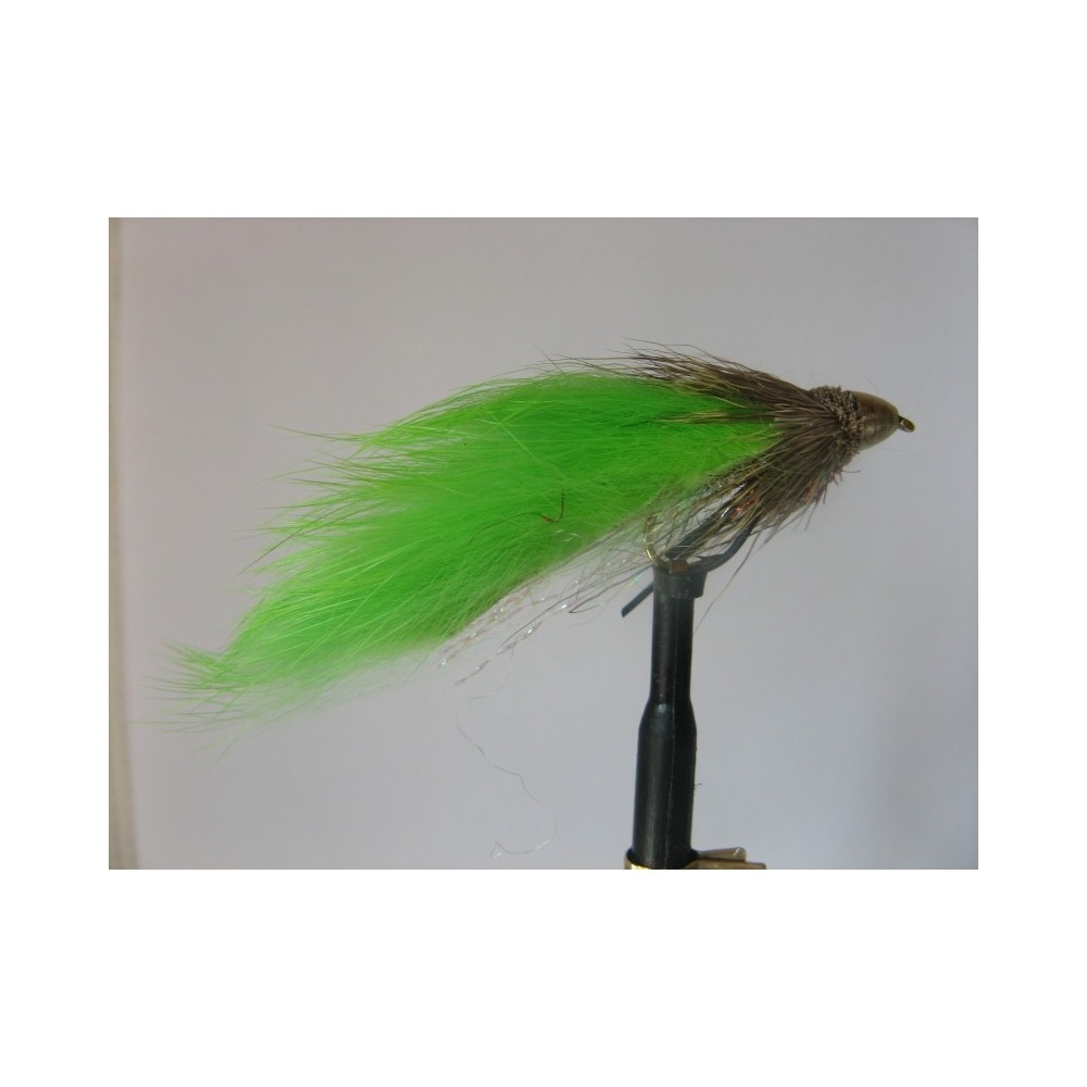 Zonker Conehead Green Size 10