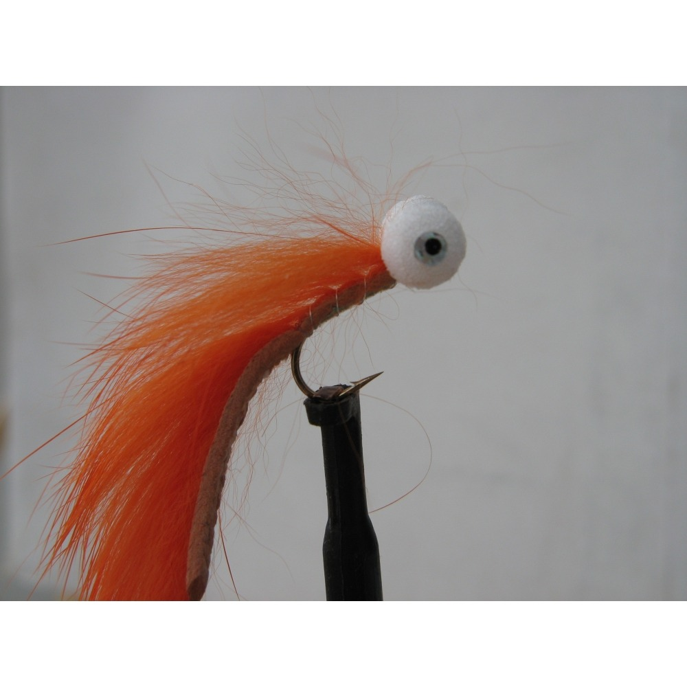 Minkie Booby Orange Size 10