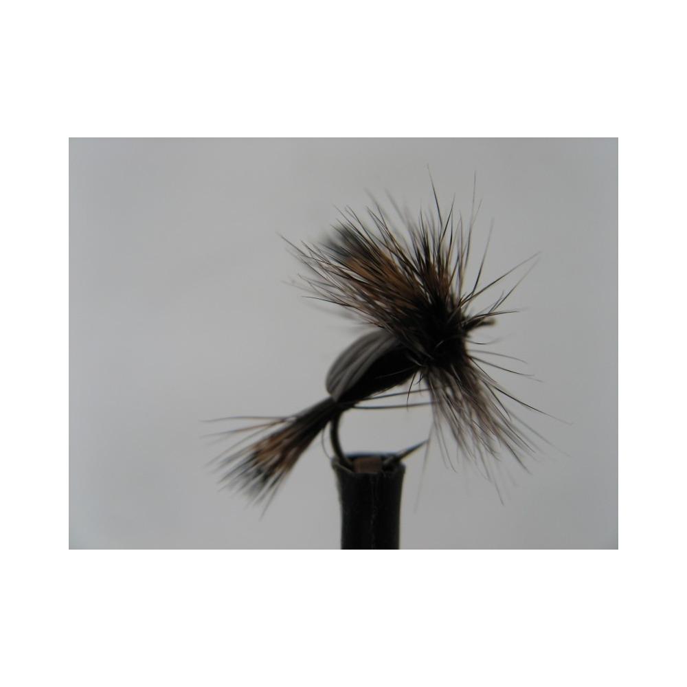 Humpy Black Size 14