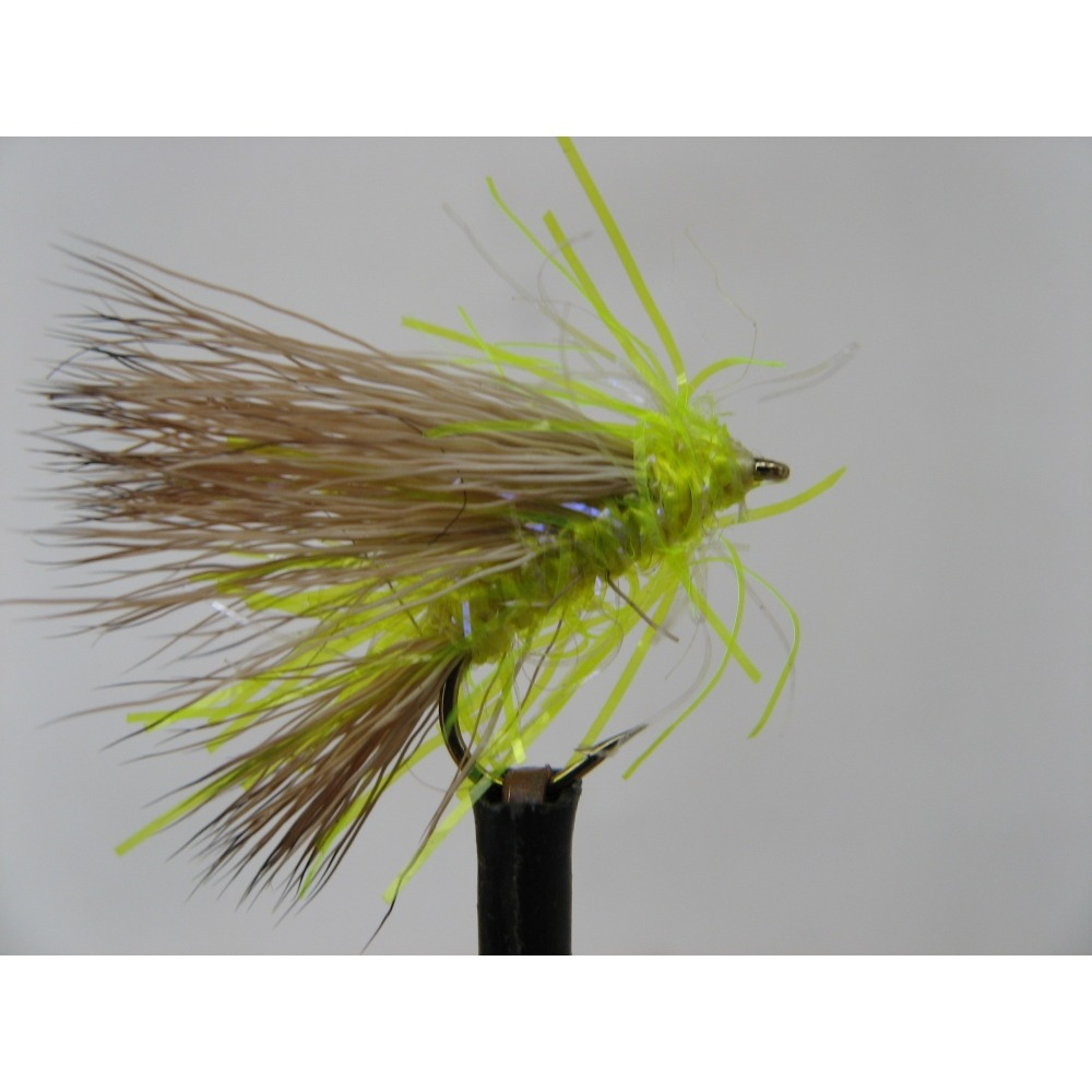 Sedgehog UV Straggle Yellow Size 10