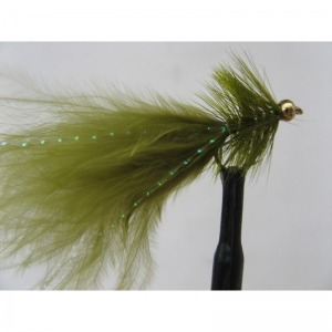 Pheasant Tail Lime Thorax Size 12