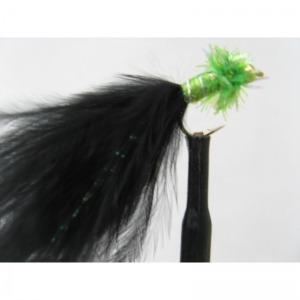 Growler Green/Black Size 10